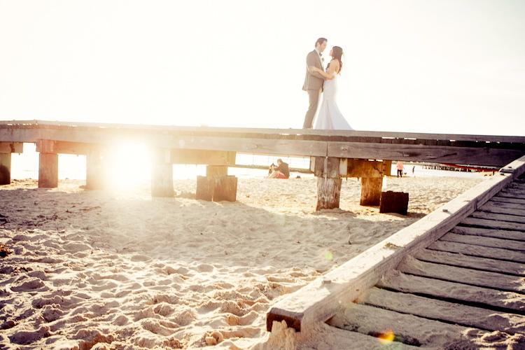 Melbourne Beach Wedding