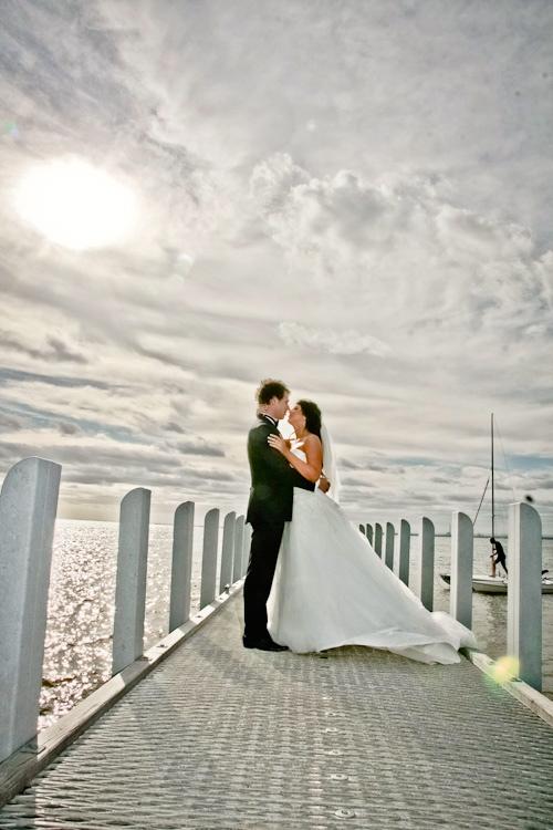 Brighton Pier Wedding 1